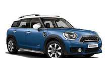 Продажа нового MINI Countryman (Мини Кантримен) Cooper SD All4 2.0 AT 2019 в Москве за 2586222 Р