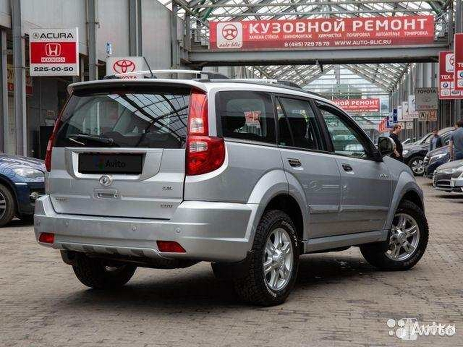 Объявление о продаже Great Wall Hover H3 Super Luxe 2.0 MT 4×4 2010 г. г. фото 4